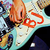 Emily: Billie Joe - BJ Guitar (blue)