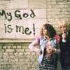 (Look up the number): abfab-god