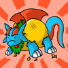 Kimbotron: Pokemon: Salamence taco