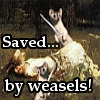 save me captain weasel