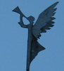 Ангел на крыше