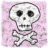 danger, dead, skull
