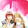 キキ。: 【CL + Minzy】☞ please don't go