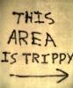 mark: trippy