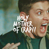 tiggeratl1: holy mother of crap screaming dean