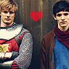 Vitamin C: Arthur/Merlin - What Bromance?