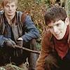 Mel: Merlin - MerlinArthur (stick)