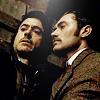 Mel: Sherlock Holmes - H&W (close)