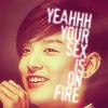 라라: ☆- 일라이 : sexonfire