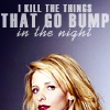 Kelly: Buffy: Bump