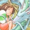 Sleeping Chihiro