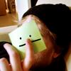 silly chelsea: [MCR] bob: post-a-face :|