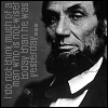 Lincoln - Wiser