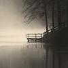 gray lake