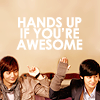 andune_85: (kdrama) BBF: hands up