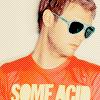 nick's shirt is orange