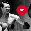 Kittenbiscuits: cary boxing love