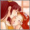 Fuuko and Hanae