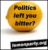 Peter: Politics Lemon