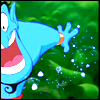 Ms. Beets: DISNEY excited genie