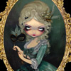 Jasmine Becket-Griffith: moonmaiden