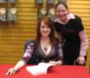 Richelle Mead Long Island Westbury, NY signing