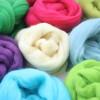 шерсть, wool, волокна для валяния, internet shop