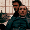 Emma. BSC. SSC.: Sherlock Holmes - H/W Shipyard