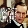 Holmes/Impudence
