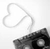 music - tape/heart