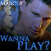 jadecharmer: Marcus Play