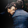 Holmes/Watson: supportive