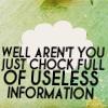 DA_uselessinformation