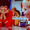 Uhura & Rand (Star Trek)