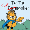 Garfield - Catmobile