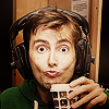{david tennant} headphones