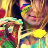 hippie paint