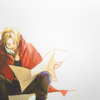rowan ★ like i've never seen the sky before ★: ⭑ fma ⭑ EDWARD→ someone speak up