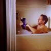 House--Bathtub reading