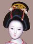 Токио. Сад Хамарикю - Три возраста девочки, вырезающей лепестки сакуры из рисовой бумаги — ЖЖ