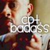 Castle || Montgomery || Captain Badass