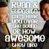 Castle || Esposito and Ryan || awesome