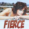 Castle    Beckett    Fierce, CSI:NY    girl!Flack    Fierce, People    Stana    Fierce