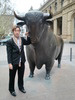 Frankfurt bull