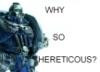 hereticous