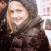 dakota   cute - snow