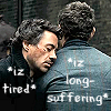 Tired & Long-suffering