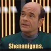 Anrui Ukimi: ST: Voyager - The Doctor calls Shenaniga