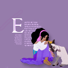 """Esmeralda """"purple"""""""