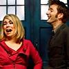 DW: IP Ten and Rose laughing